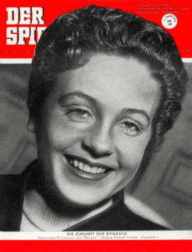DER SPIEGEL Nr. 10, 4.3.1953 bis 10.3.1953