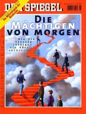DER SPIEGEL Nr. 18, 30.4.2001 bis 6.5.2001
