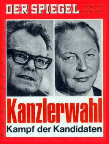 DER SPIEGEL Nr. 47, 14.11.1966 bis 20.11.1966