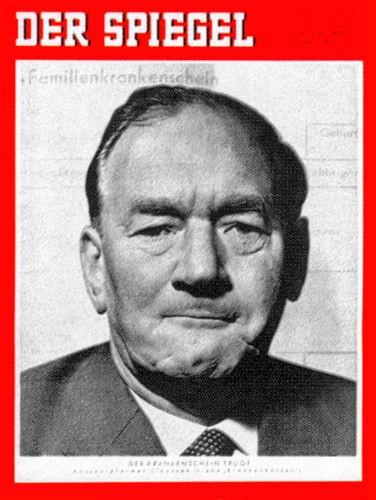DER SPIEGEL Nr. 48, 26.11.1958 bis 2.12.1958