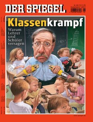 DER SPIEGEL Nr. 46, 10.11.2003 bis 16.11.2003