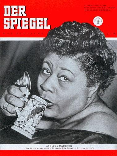DER SPIEGEL Nr. 17, 22.4.1953 bis 28.4.1953