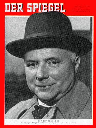 DER SPIEGEL Nr. 44, 30.10.1957 bis 5.11.1957