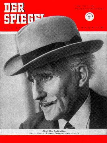 DER SPIEGEL Nr. 19, 9.5.1951 bis 15.5.1951