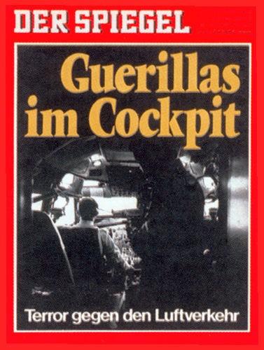 DER SPIEGEL Nr. 38, 14.9.1970 bis 20.9.1970