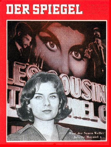 DER SPIEGEL Nr. 7, 10.2.1960 bis 16.2.1960