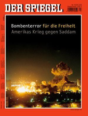 DER SPIEGEL Nr. 13, 24.3.2003 bis 30.3.2003