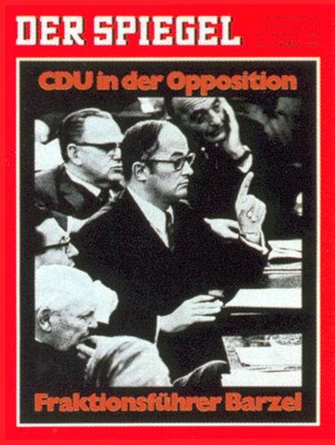DER SPIEGEL Nr. 47, 17.11.1969 bis 23.11.1969