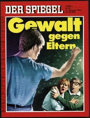 DER SPIEGEL Nr. 29, 18.7.1983 bis 24.7.1983