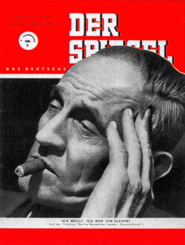 DER SPIEGEL Nr. 3, 17.1.1951 bis 23.1.1951
