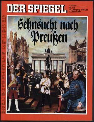 DER SPIEGEL Nr. 1+2, 5.1.1981 bis 11.1.1981