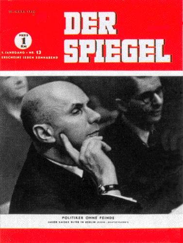 DER SPIEGEL Nr. 13, 27.3.1947 bis 2.4.1947