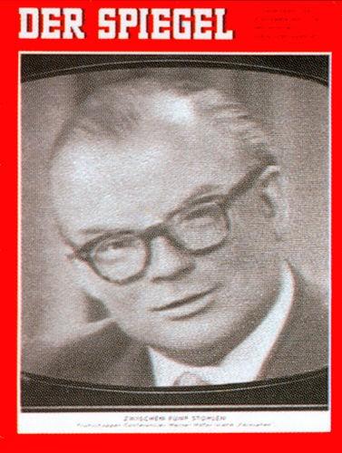DER SPIEGEL Nr. 50, 9.12.1959 bis 15.12.1959