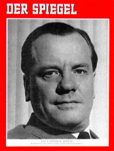 DER SPIEGEL Nr. 29, 16.7.1958 bis 22.7.1958