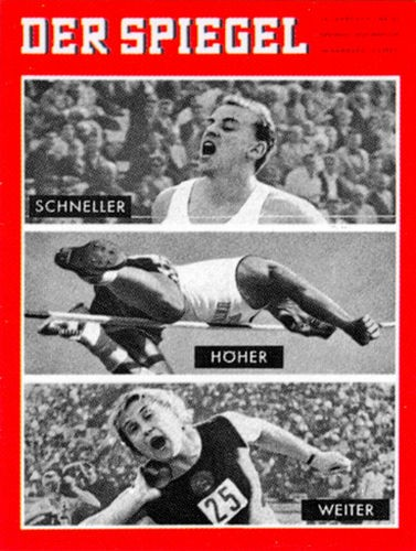 DER SPIEGEL Nr. 37, 7.9.1960 bis 13.9.1960
