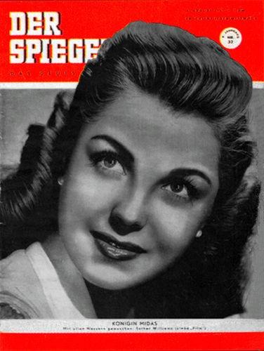 DER SPIEGEL Nr. 32, 8.8.1951 bis 14.8.1951