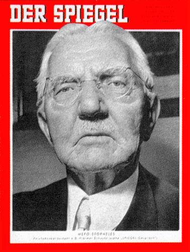 DER SPIEGEL Nr. 41, 8.10.1958 bis 14.10.1958