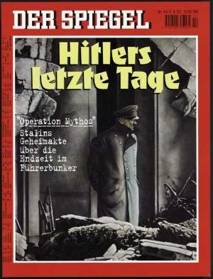 DER SPIEGEL Nr. 14, 3.4.1995 bis 9.4.1995