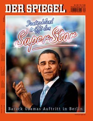 DER SPIEGEL Nr. 30, 21.7.2008 bis 27.7.2008