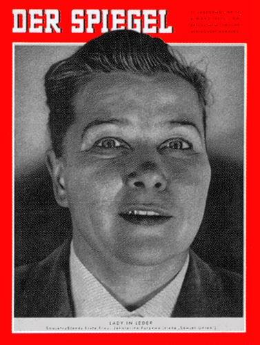 DER SPIEGEL Nr. 10, 6.3.1957 bis 12.3.1957