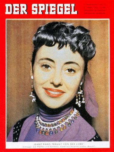 DER SPIEGEL Nr. 15, 6.4.1955 bis 12.4.1955