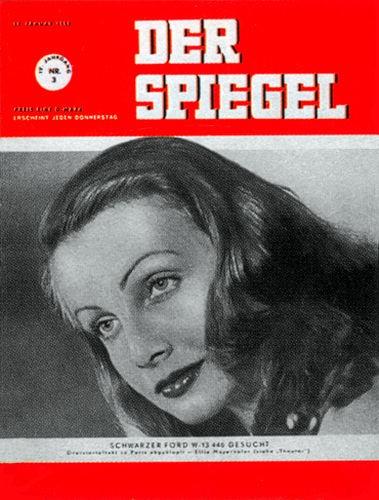 Zeitung 19.1.1950