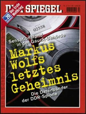 DER SPIEGEL Nr. 3, 18.1.1999 bis 24.1.1999
