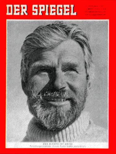 DER SPIEGEL Nr. 11, 12.3.1958 bis 18.3.1958