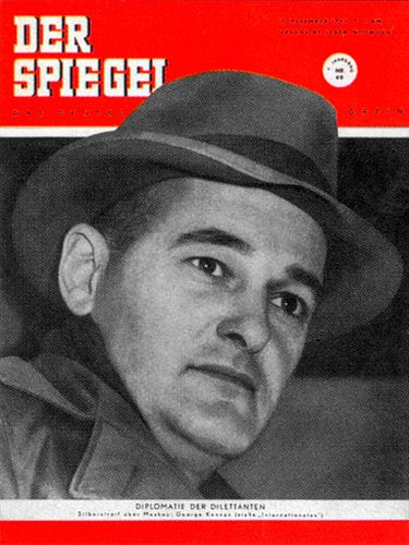 Original Zeitung DER SPIEGEL vom 5.12.1951 bis 11.12.1951