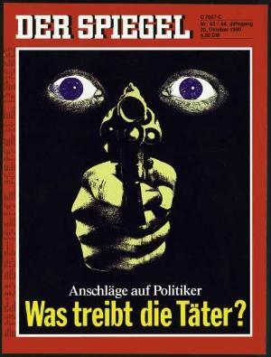 DER SPIEGEL Nr. 43, 22.10.1990 bis 28.10.1990
