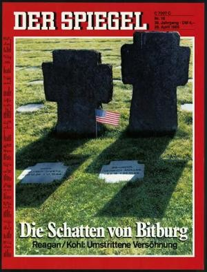 DER SPIEGEL Nr. 18, 29.4.1985 bis 5.5.1985