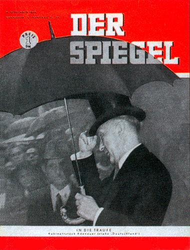 DER SPIEGEL Nr. 38, 15.9.1949 bis 21.9.1949