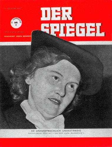 Zeitung 16.2.1950
