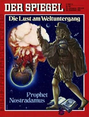 Der Spiegel 53/1981, Nostradamus