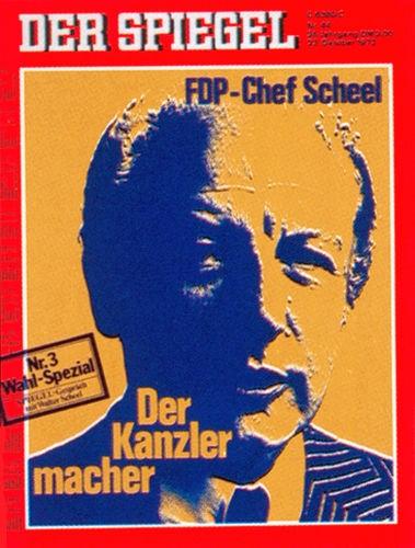 DER SPIEGEL Nr. 44, 23.10.1972 bis 29.10.1972