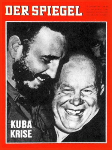 DER SPIEGEL Nr. 44, 31.10.1962 bis 6.11.1962