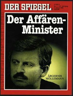 DER SPIEGEL Nr. 1, 4.1.1993 bis 10.1.1993