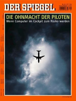 DER SPIEGEL Nr. 31, 27.7.2009 bis 2.8.2009