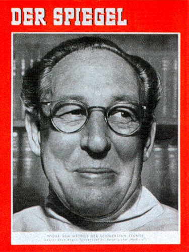 DER SPIEGEL Nr. 23, 1.6.1955 bis 7.6.1955