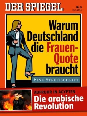 DER SPIEGEL Nr. 5, 31.1.2011 bis 6.2.2011