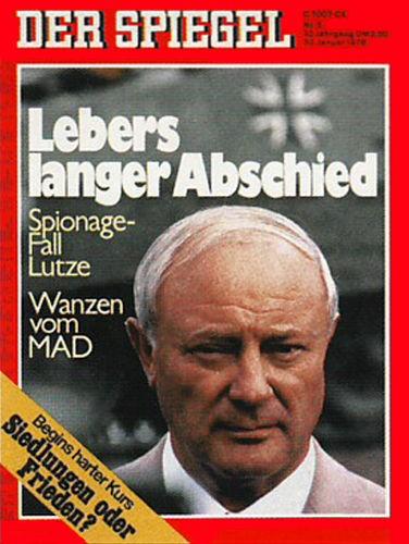 DER SPIEGEL Nr. 5, 30.1.1978 bis 5.2.1978
