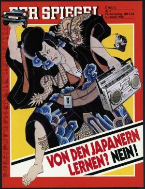 Zeitung 1982 DER SPIEGEL 4.1.1982