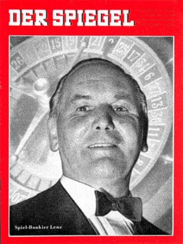DER SPIEGEL Nr. 1+2, 6.1.1960 bis 12.1.1960