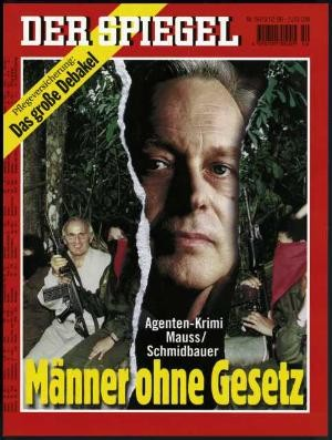 DER SPIEGEL Nr. 50, 9.12.1996 bis 15.12.1996