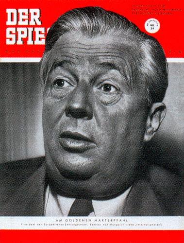 DER SPIEGEL Nr. 24, 10.6.1953 bis 16.6.1953